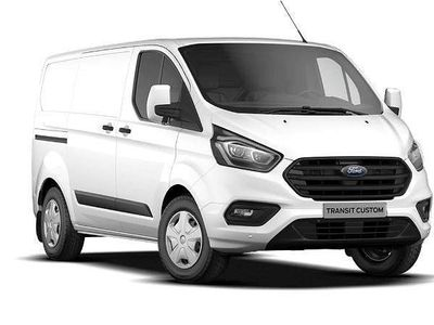 begagnad Ford 300 Transit Custom Skåp L2 130 Trend