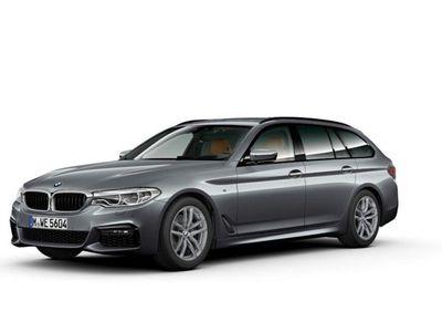 begagnad BMW 520 xd Touring Inno. Edition*Ink V-hjul