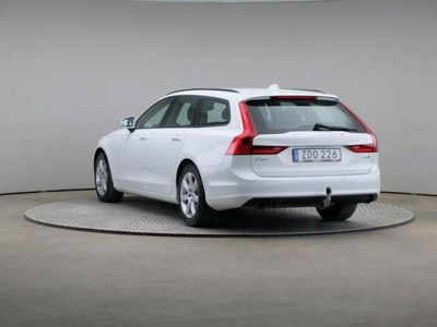 begagnad Volvo V90 D4 Awd Business Aut VoC Drag