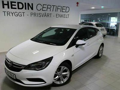 begagnad Opel Astra 1,4T 125Hk Enjoy