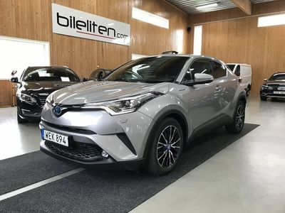 begagnad Toyota C-HR 1.8 Hybrid Executive Teknik JBL EU6 123hk