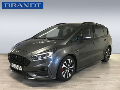begagnad Ford S-MAX  ST-Line 2.0 EcoBlue 190hk