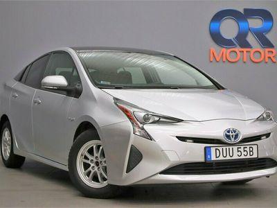 begagnad Toyota Prius Hybrid 1.8 VVT-i CVT Eu6 2016, Halvkombi Pris 159 500 kr