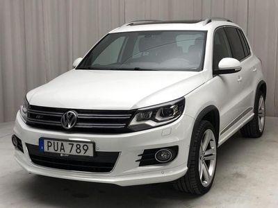 begagnad VW Tiguan 2.0 TDI 4MOTION BlueMotion Technology