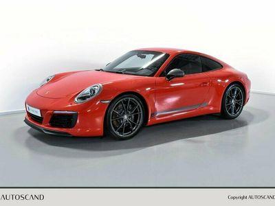 begagnad Porsche 911 Carrera 991 T