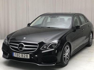 begagnad Mercedes E500 E-Klass4Matic W212