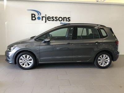 begagnad VW Golf Sportsvan 1.5 TSI ACT