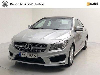begagnad Mercedes CLA200 (156hk)