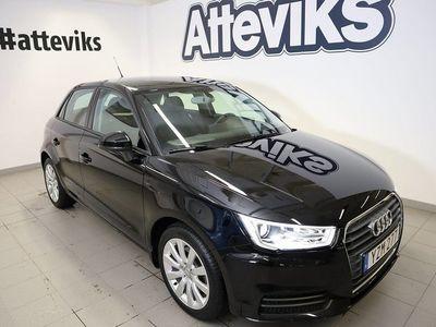 begagnad Audi A1 TFSI 125hk S-tr Bluetooth