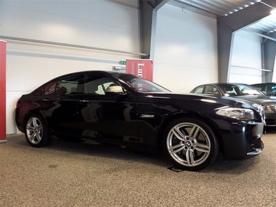 begagnad BMW M550 D/xDrive/Full utrustad