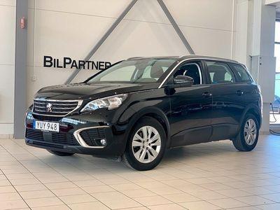 begagnad Peugeot 5008 ACTIVE BHDI 120 AUT 7-SITS