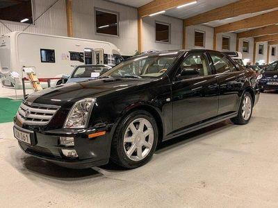 begagnad Cadillac STS 3.6 V6 Aut NAVI 257 Hkr Uttagen