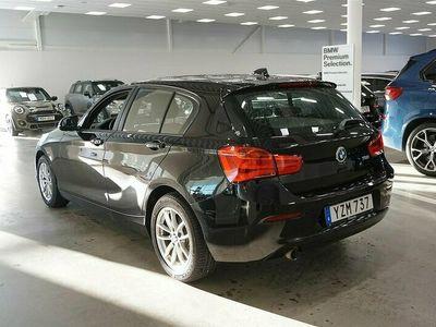 begagnad BMW 118 i 5d Advantage LED Handsfree PDC Farthållare