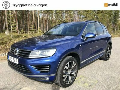 begagnad VW Touareg  VW