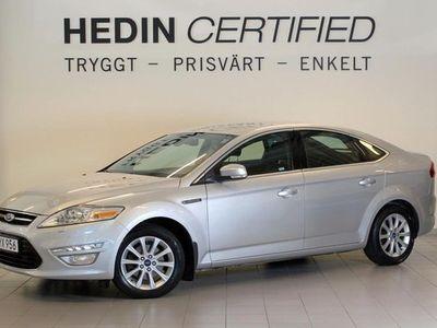 begagnad Ford Mondeo 1.6 TDCi TitaniumX PVärm Låg skatt 2012, Kombi 93 900 kr