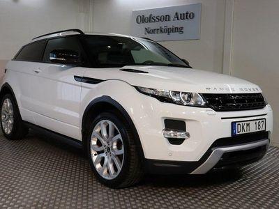 begagnad Land Rover Range Rover evoque SD4 4WD Dynamic -12