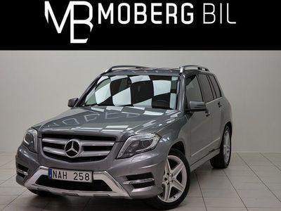 begagnad Mercedes 250 GLK Benz4M AMG D-Värmare Navi 2013, SUV 194 900 kr