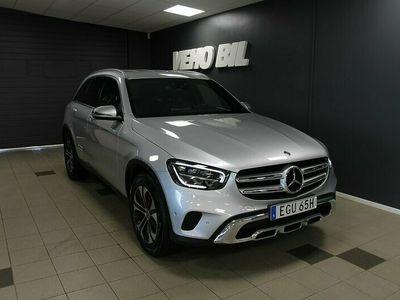 begagnad Mercedes 200 GLC4MATIC Värmare Dragkrok