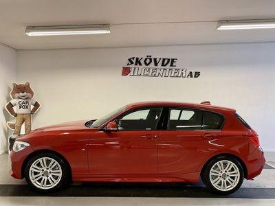 begagnad BMW 118 i M-Sport /Facelift/3100Mil/EURO6