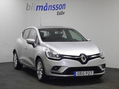 begagnad Renault Clio PhII Energy TCe 90 Intens II 5d