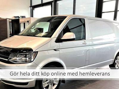 begagnad VW Transporter 2.0 TDI 4Motion 204hk