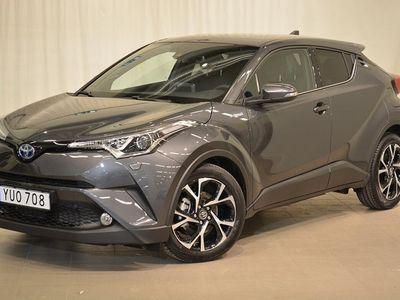 begagnad Toyota C-HR 1.8 Hybrid Aut X-Edition Skinn, JBL