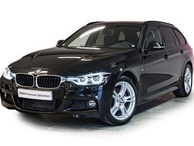 begagnad BMW 320 d xDrive Touring Aut M-Sport Navi