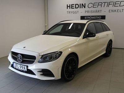 begagnad Mercedes 200 - Benz C - KLASSd Kombi / AMG Line
