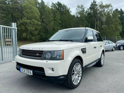 begagnad Land Rover Range Rover Sport 3.0 TDV6 245hk HSE 4WD Automat