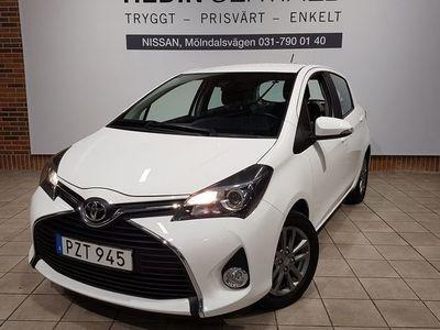 begagnad Toyota Yaris 1.33 Dual VVT-i Multidrive //Beg Vinterhjul