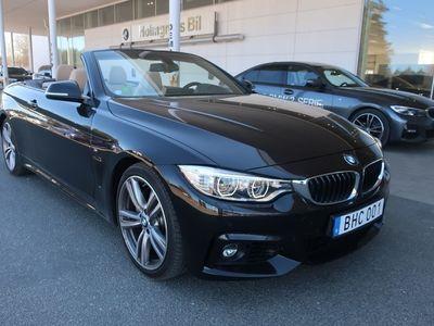 brugt BMW 435 i Cabriolet / M-Sport / Navi Pro / LED
