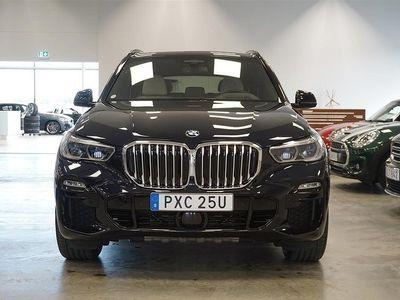 begagnad BMW X5 xDrive 30d M-Sport Laser Light Xoffroad Package Luftfjädring