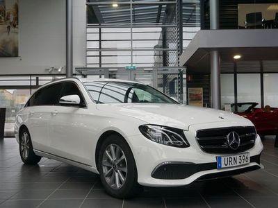begagnad Mercedes E200 T Navigation/Backkamera
