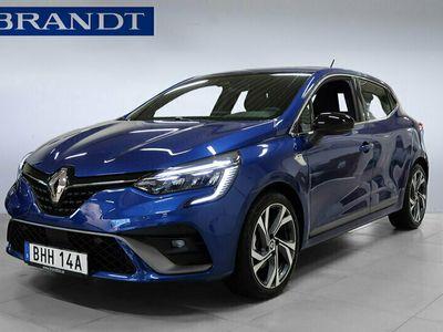 begagnad Renault Clio E-TECH