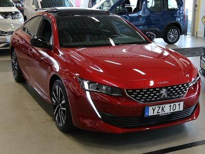 begagnad Peugeot 508 5D GT 225hk AUT8 Premium Business