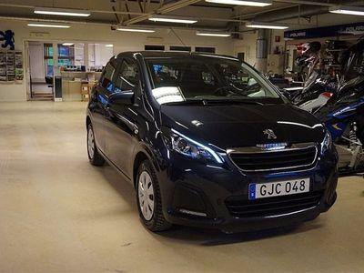 gebraucht Peugeot 108 5D Active 1,0 VTi Demo -14