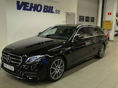 begagnad Mercedes E220 E BenzAMG Line Vinterpaket 2020, Kombi 439 000 kr