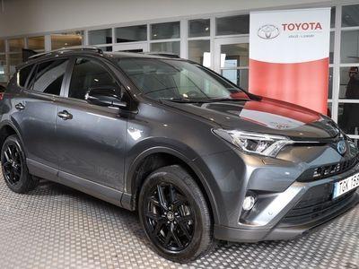 Toyota suv begagnad