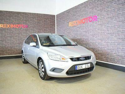 begagnad Ford Focus 5-dörrars 1.8 Flexifuel 125hk Ny Besiktad