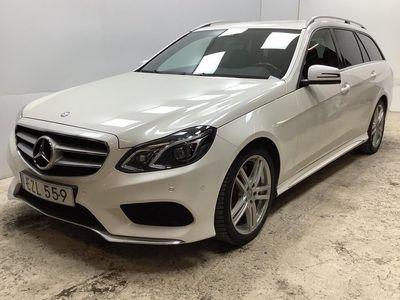 begagnad Mercedes E350 BlueTEC 4M Kombi 4Matic S212 (252hk)