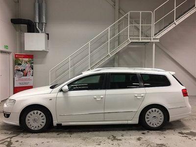 begagnad VW Passat 2.0 TDI 4-Motion Variant (170hk) R-Line / DSG / Drag