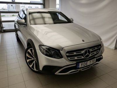 begagnad Mercedes E220 Kombi 4Matic All-Terrain 194HK