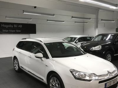 used Citroën C5 Tourer Exclusive 2.2 HDi 204hk -13