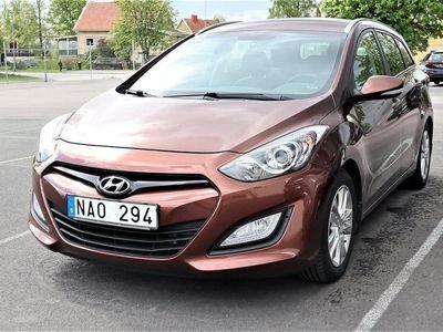 begagnad Hyundai i30 1.6 CRDi Kombi Business
