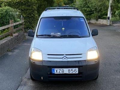 begagnad Citroën Berlingo Van
