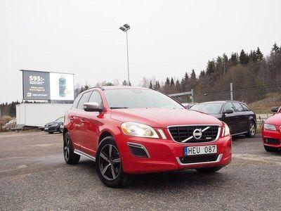 begagnad Volvo XC60 D3 AWD AUT R-DESIGN *POLESTAR*