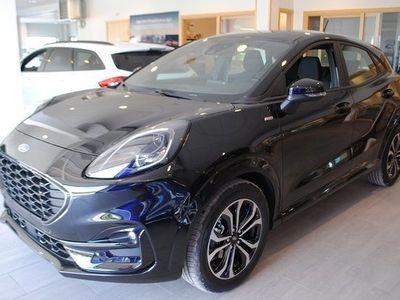 begagnad Ford Puma ST-Line 1.0T EcoBoost Aut7 Demo 2020, Halvkombi 244 900 kr