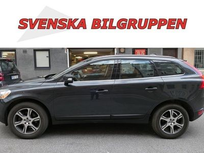 used Volvo XC60 D5 AWD Summum Drag Fjärrvärm LM S+V
