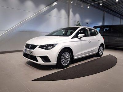 begagnad Seat Ibiza 1.0 TGI 90hk STYLE