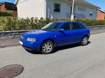begagnad Audi A3 1.6 ny bes/kamrem Skatt